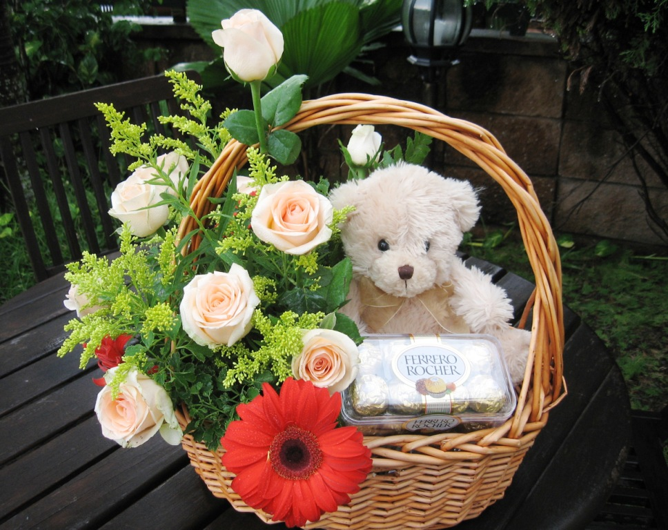 Wish you an happy birthday Bear - Send Flower To Cambodia ...